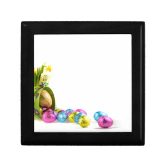Easter Small Square Gift Box