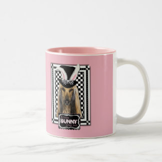 Easter - Some Bunny Loves You - Afghan Two-Tone Mug
