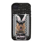 Easter - Some Bunny Loves You - Australian Terrier Case-Mate iPhone 4 Covers