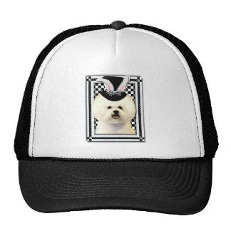 Easter - Some Bunny Loves You - Bichon Frise Cap