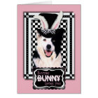 Easter - Some Bunny Loves You - Border Collie Card