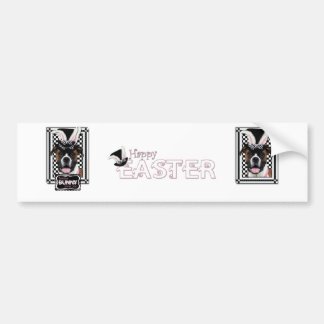 Easter - Some Bunny Loves You - Boxer Bumper Sticker