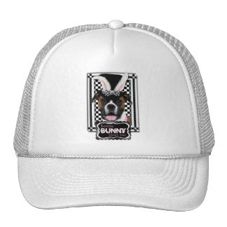 Easter - Some Bunny Loves You - Boxer Mesh Hat