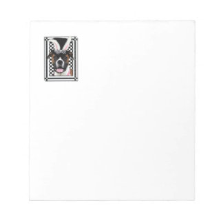 Easter - Some Bunny Loves You - Boxer Notepad