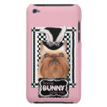 Easter - Some Bunny Loves You - Brussels Griffon iPod Touch Cases