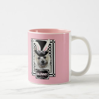 Easter - Some Bunny Loves You - Cairn Terrier Two-Tone Mug