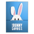 Easter - Some Bunny Loves You Card