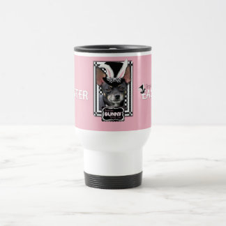Easter - Some Bunny Loves You - Chihuahua Stainless Steel Travel Mug