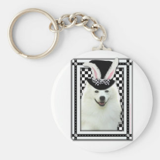 Easter - Some Bunny Loves You - Eskie Keychains