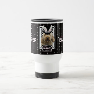 Easter - Some Bunny Loves You - GoldenDoodle Stainless Steel Travel Mug