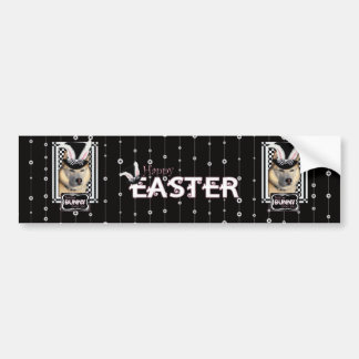 Easter - Some Bunny Loves You - Husky Bumper Sticker