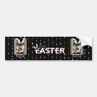 Easter - Some Bunny Loves You - Husky Bumper Sticker