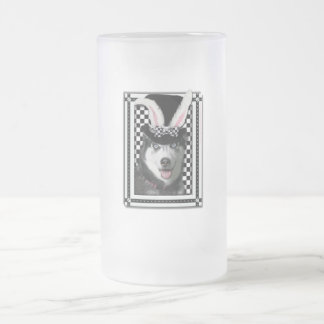 Easter - Some Bunny Loves You - Husky Frosted Glass Mug