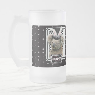 Easter - Some Bunny Loves You - Koala Frosted Glass Mug