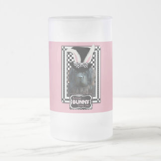 Easter - Some Bunny Loves You - Newfoundland Frosted Glass Mug