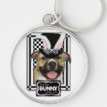 Easter - Some Bunny Loves You - Pitbull Keychains