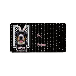 Easter - Some Bunny Loves You - Swissie Address Label