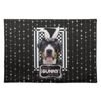 Easter - Some Bunny Loves You - Swissie Placemat