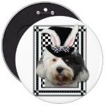 Easter - Some Bunny Loves You - Tibetan Terrier Pins