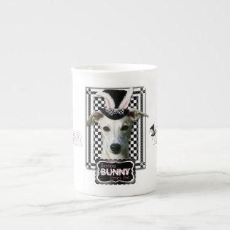 Easter - Some Bunny Loves You - Whippet Bone China Mug