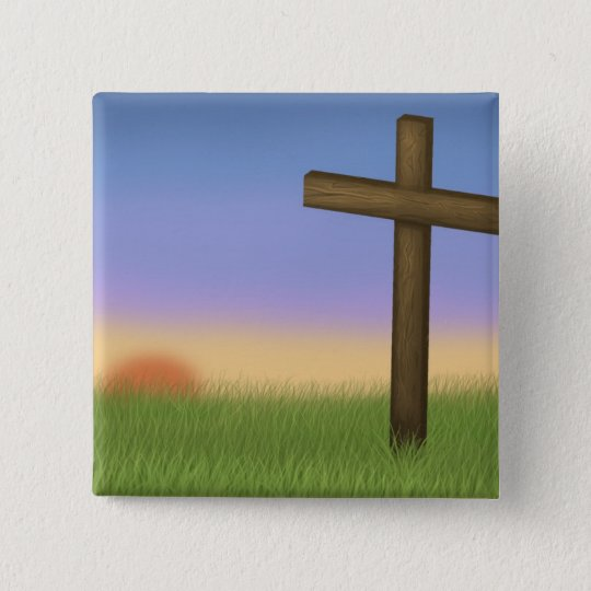 """Easter Sunrise"" Buttons"