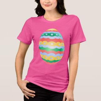 Easter T-Shirt Women's Easter Egg T-shirt Sm - 3xl