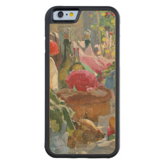 Easter Table Maple iPhone 6 Bumper Case