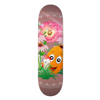 Easter time, funny easter egg skate board decks