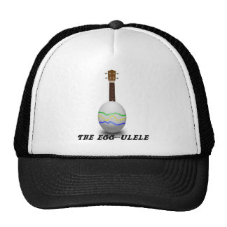 Easter Ukulele Hats
