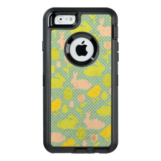 Easter Wallpaper OtterBox Defender iPhone Case