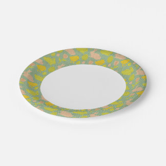 Easter Wallpaper Paper Plate