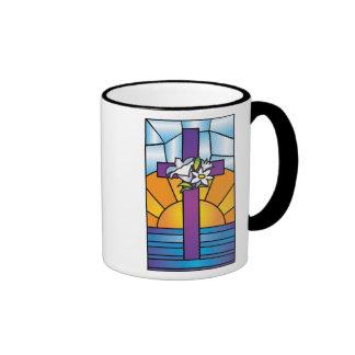 Easter Window Ringer Mug
