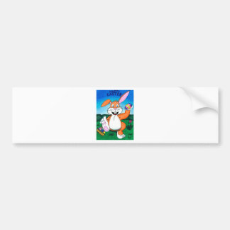Easter Wonder Bumper Sticker