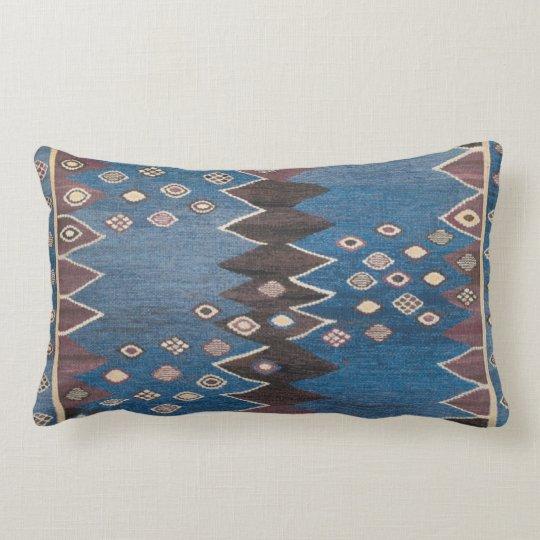 Eastern Accent Vintage Persian Carpet Pattern Lumbar Cushion