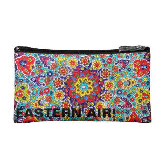 Eastern Air! Cosmetic Bag