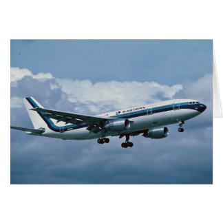 EASTERN AIRLINES Airbus A300 Note Card