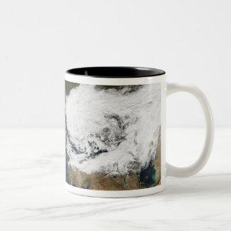 Eastern and Southern Europe Coffee Mug