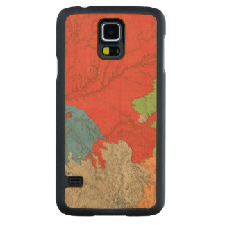 Eastern Arizona and Western New Mexico Carved Maple Galaxy S5 Case
