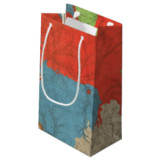 Eastern Arizona and Western New Mexico Small Gift Bag