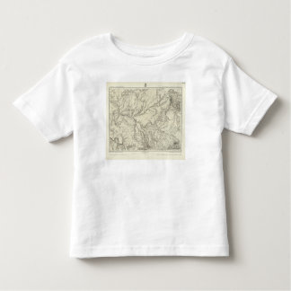 Eastern Arizona and Western New Mexico Toddler T-Shirt