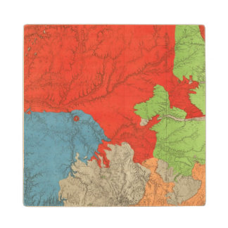 Eastern Arizona and Western New Mexico Wood Coaster