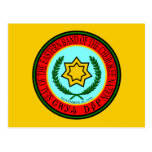Eastern Band Of The Cherokee Seal Postcard
