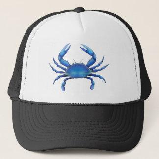Eastern Blue Crab Trucker Hat