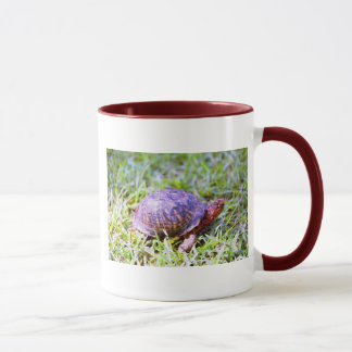 Eastern Box Turtle Louisiana Mug