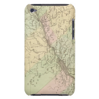 Eastern Canada iPod Touch Case-Mate Case