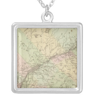 Eastern Canada Silver Plated Necklace