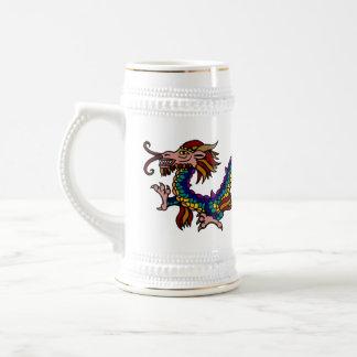 Eastern Dragon Beer Stein