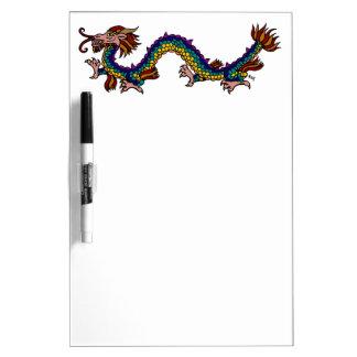 Eastern Dragon Dry Erase Board