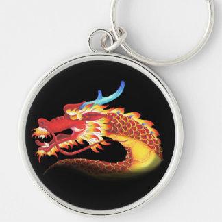 Eastern Dragon Key Ring