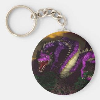 Eastern Dragon keychain